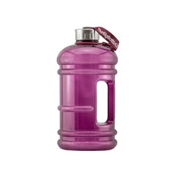 The Big Bottle Co Big Plum 2.2L Water Bottle