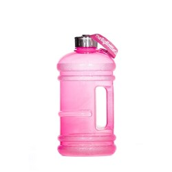 The Big Bottle Co Big Pink 2.2L Water Bottle
