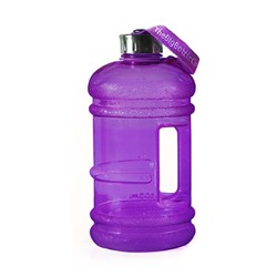 The Big Bottle Co Big Violet 2.2L Water Bottle