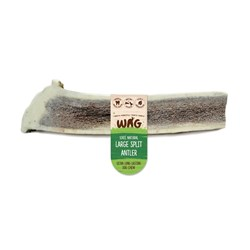 WAG Split Large Antler Dog Treat