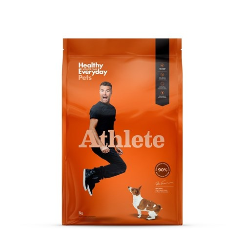 Healthy Everyday Pets by Pete Evans Athlete Dog Food 3kg