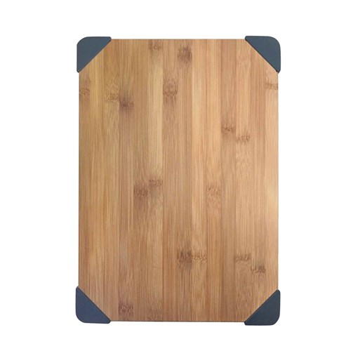 Scullery Bamboo Board with Slip Resistant Corners 35cm