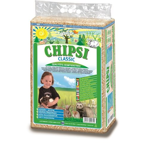 Chipsi Classic Pet Litter 3.2kg