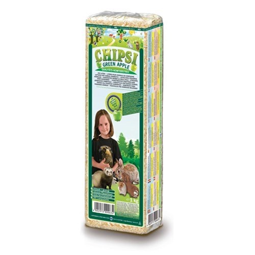 Chipsi Plus Green Apple 1Kg