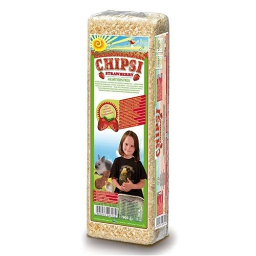 Chipsi Classic Strawberry 1Kg