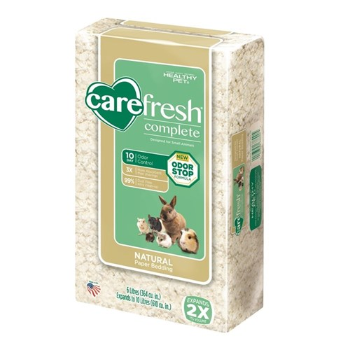 Carefresh Complete White Pet Bedding 10L