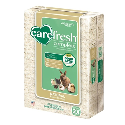 Carefresh Complete White Pet Bedding 50L
