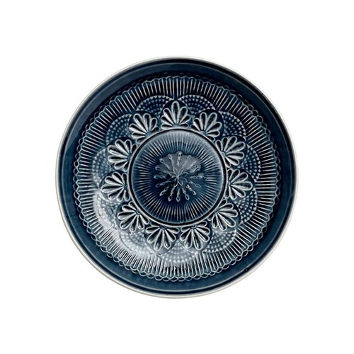 Ladelle Nadia Navy Side Plate