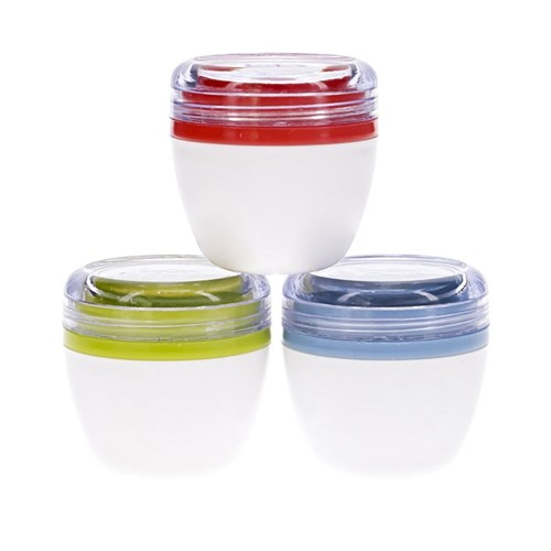 Joie Condiments On The Go Pods Set of 3