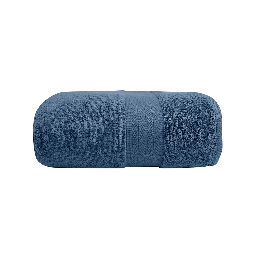 Odyssey Living Bondi Cotton Bath Towel Blue Haze