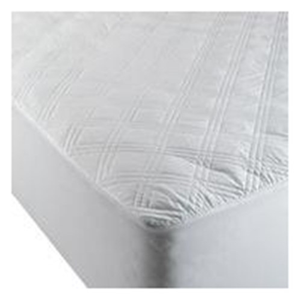 Odyssey Living Diamond Quilted Cotton Mattress Protector King Single