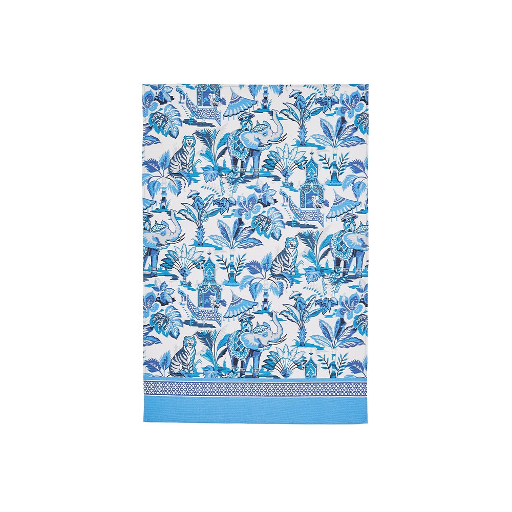 Ulster Weavers India Blue Tea Towel