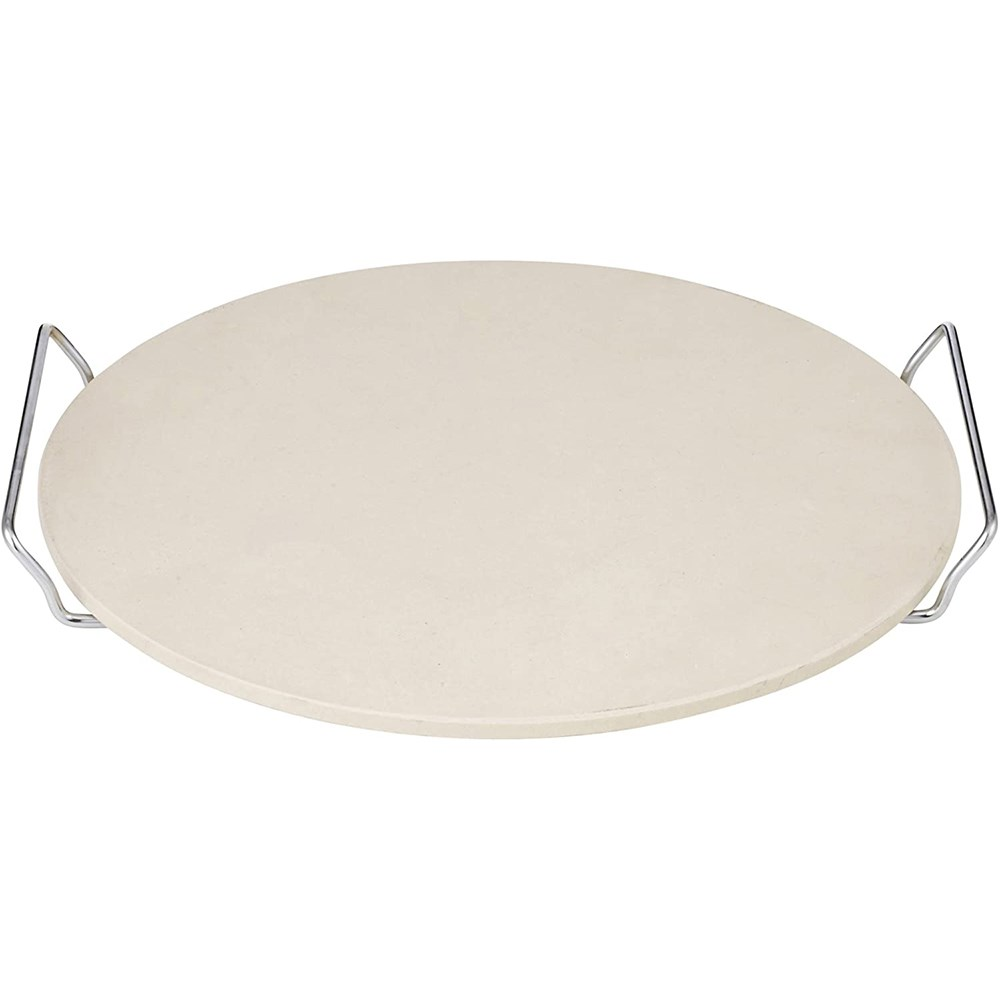 Davis & Waddell Napoli Pizza Stone with Rack