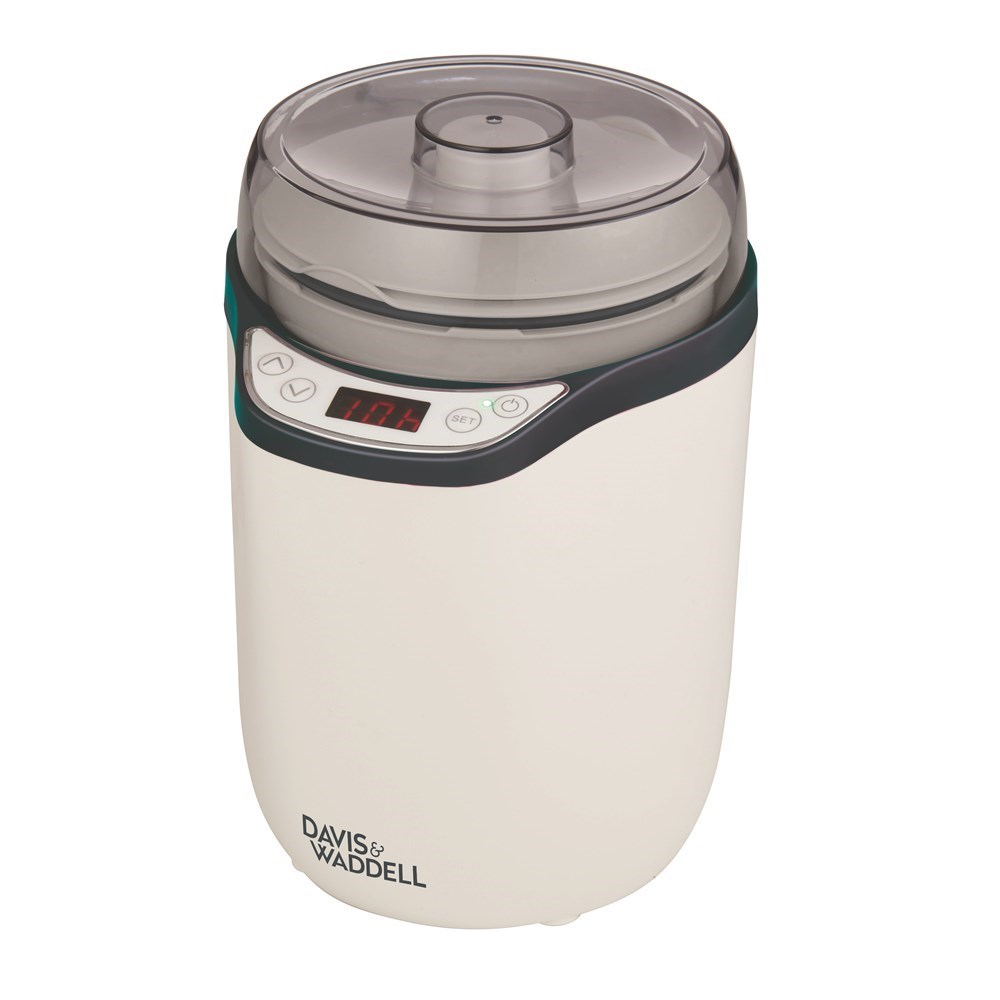 Davis & Waddell 2-in-1 Yoghurt Maker & Fermenter