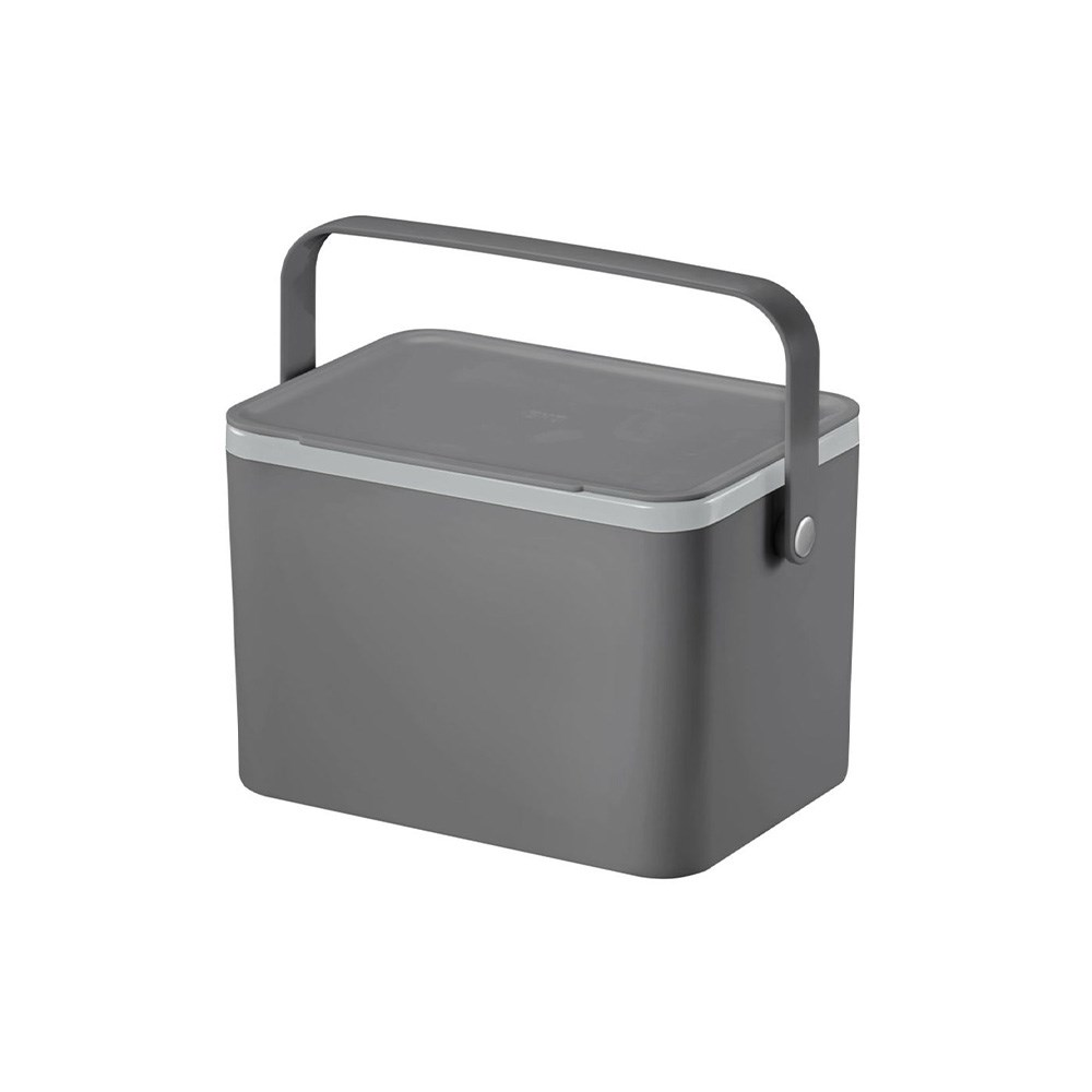 EKO Deco Food Waste Kitchen Compost Caddy Bin