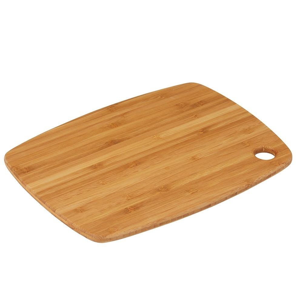MasterPro Tri-Ply Bamboo Small Utility Board 27 x 20cm Brown