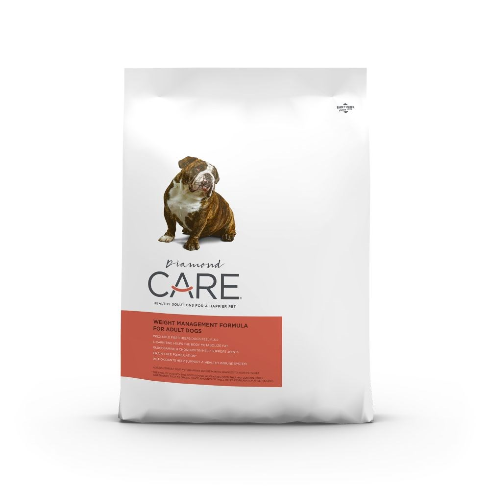 Diamond Care Weight Management Adult Dog Food 11.3kg