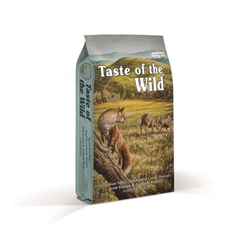 Taste Of The Wild Appalachian Valley Venison Small Breed 2kg