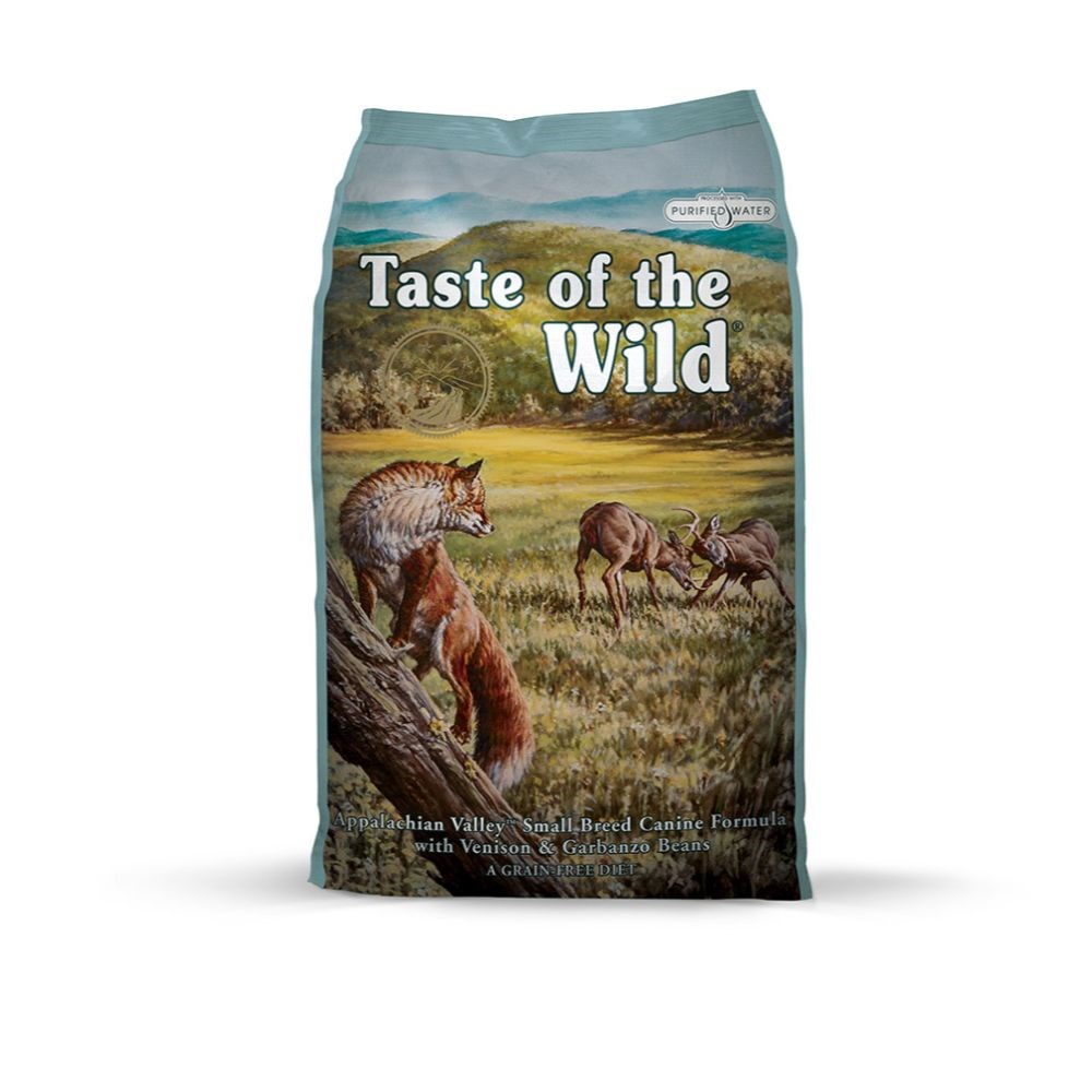 Taste Of The Wild Appalachian Valley Venison Small Breed 5.6kg