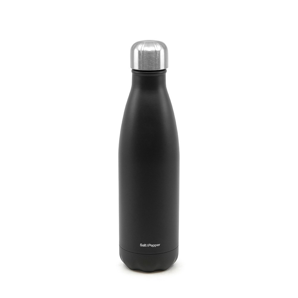 Salt & Pepper Hydra Stainless Steel Insulated Water Bottle 500ml Army Green