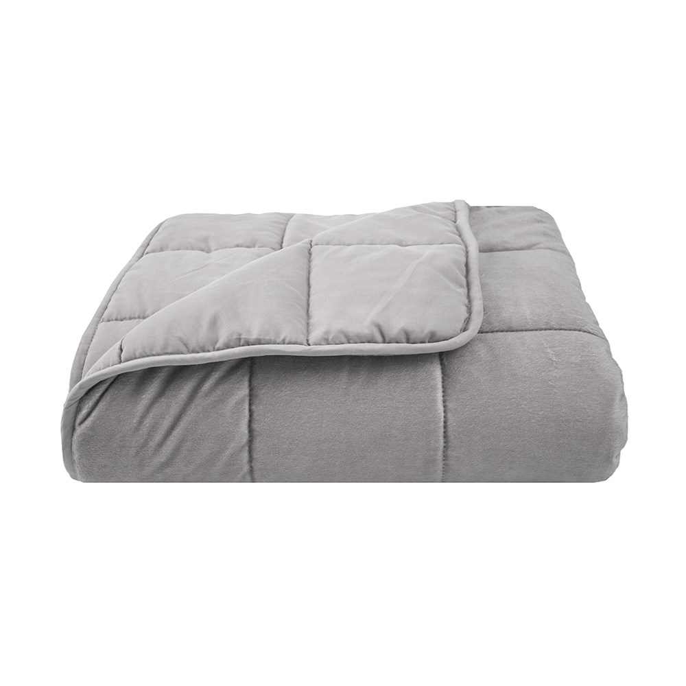 Bambury Angove Weighted Blanket 140 x 210cm/6.8kg Grey
