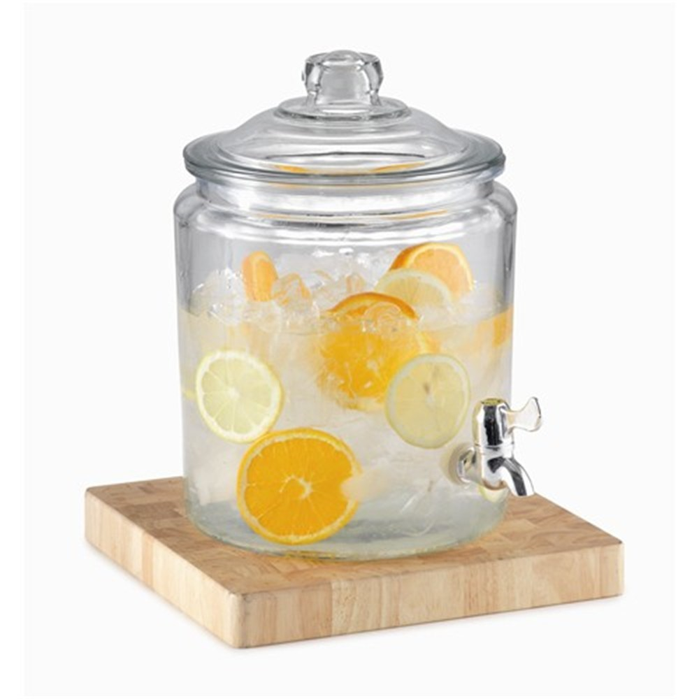 Anchor Hocking Heritage Jar with Spigot and Lid 7.5L