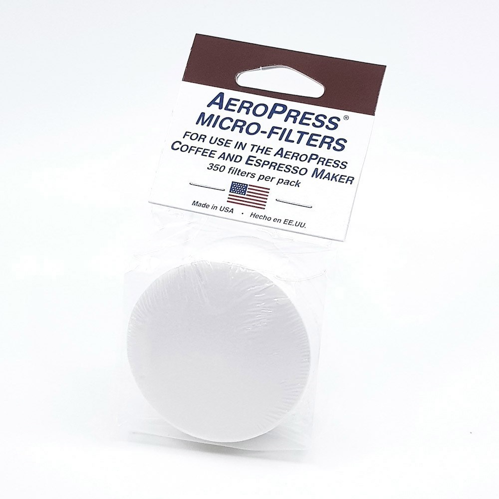 AeroPress Paper Replacement Coffee Filter Pack