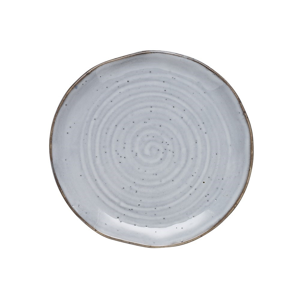 Ecology Ottawa Collection White Orchid Side Plate 21cm