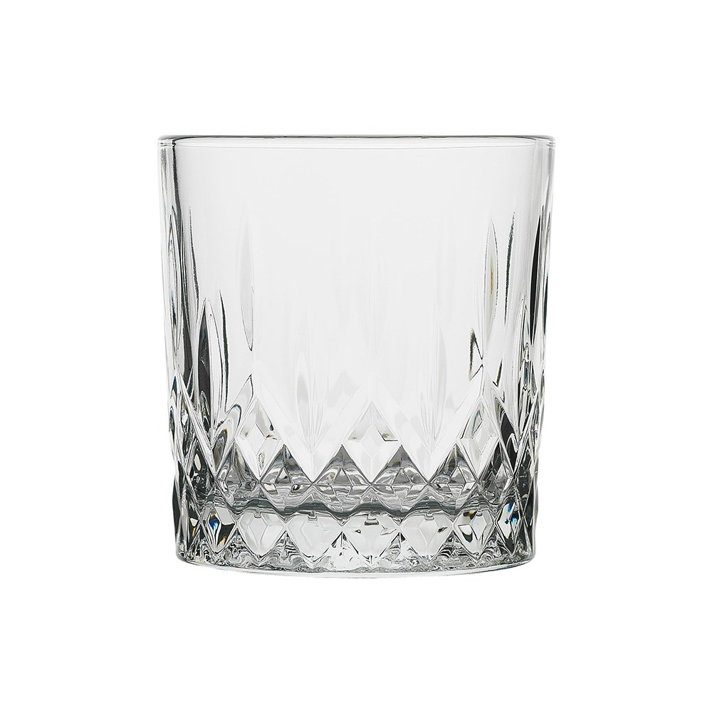 Ecology Remi Double Old Fashioned Glass 300ml Set of 6