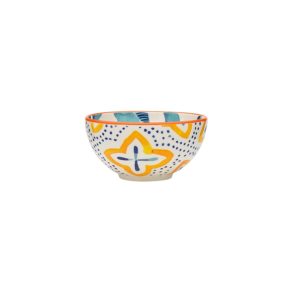 Ecology Punch Dip Bowl 10 x 5cm Orange