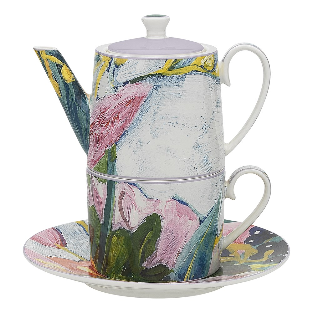 Ecology Bloom Tea for One with Infuser
