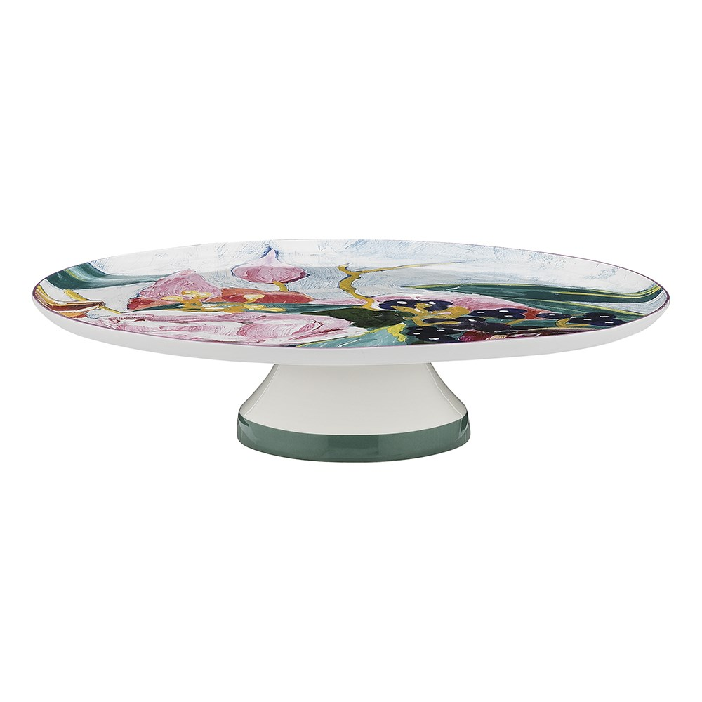 Ecology Bloom Footed Cake Stand 30cm