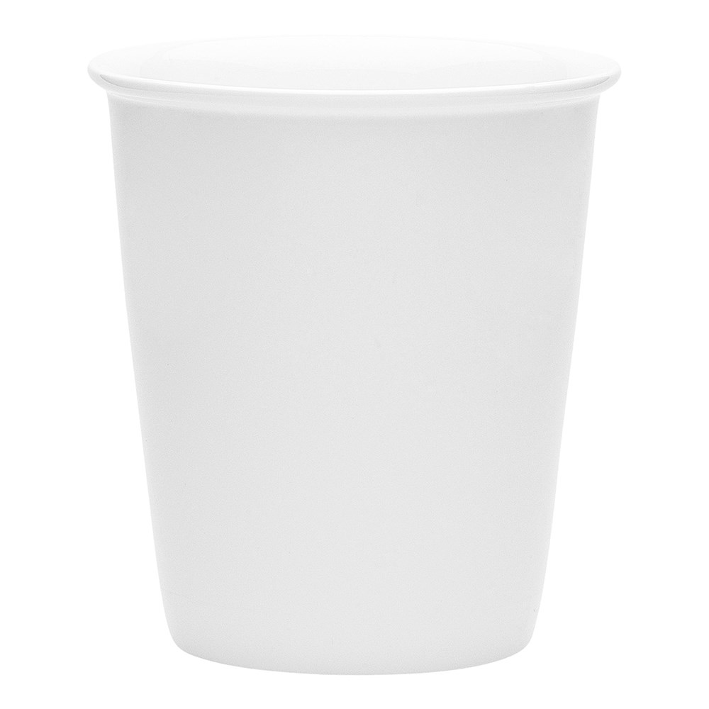 Ecology Canvas Latte Cup 280ml White