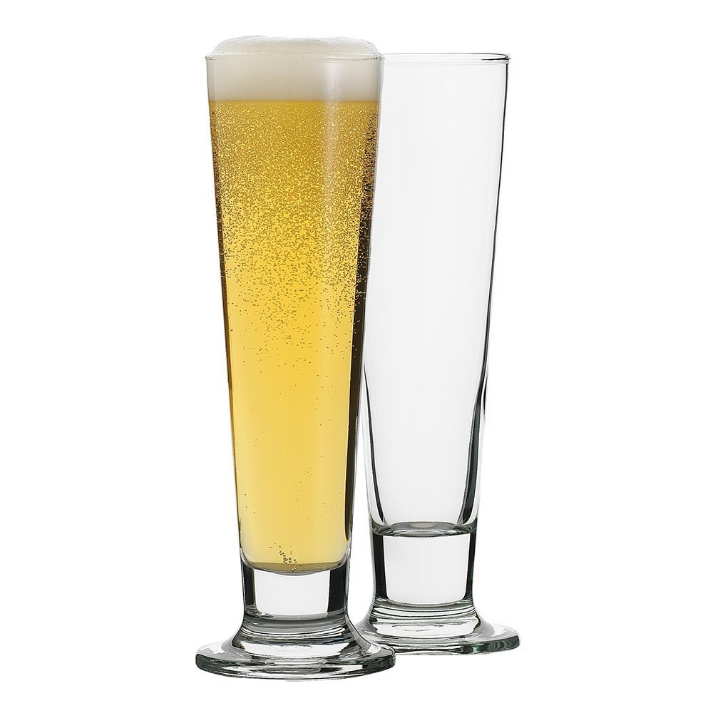 Ecology Classic Pilsner Glass 420ml Set of 4