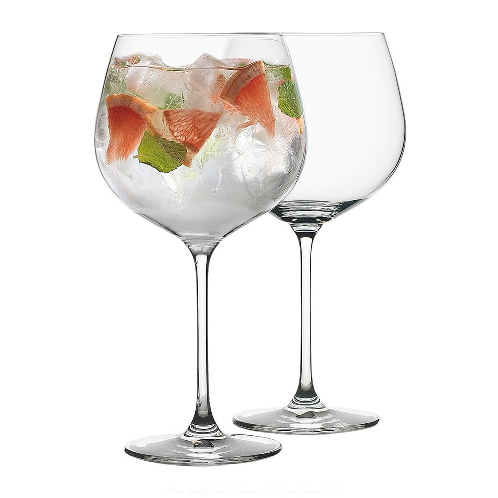 Ecology Classic Crystal Gin Glass 780ml Set of 4