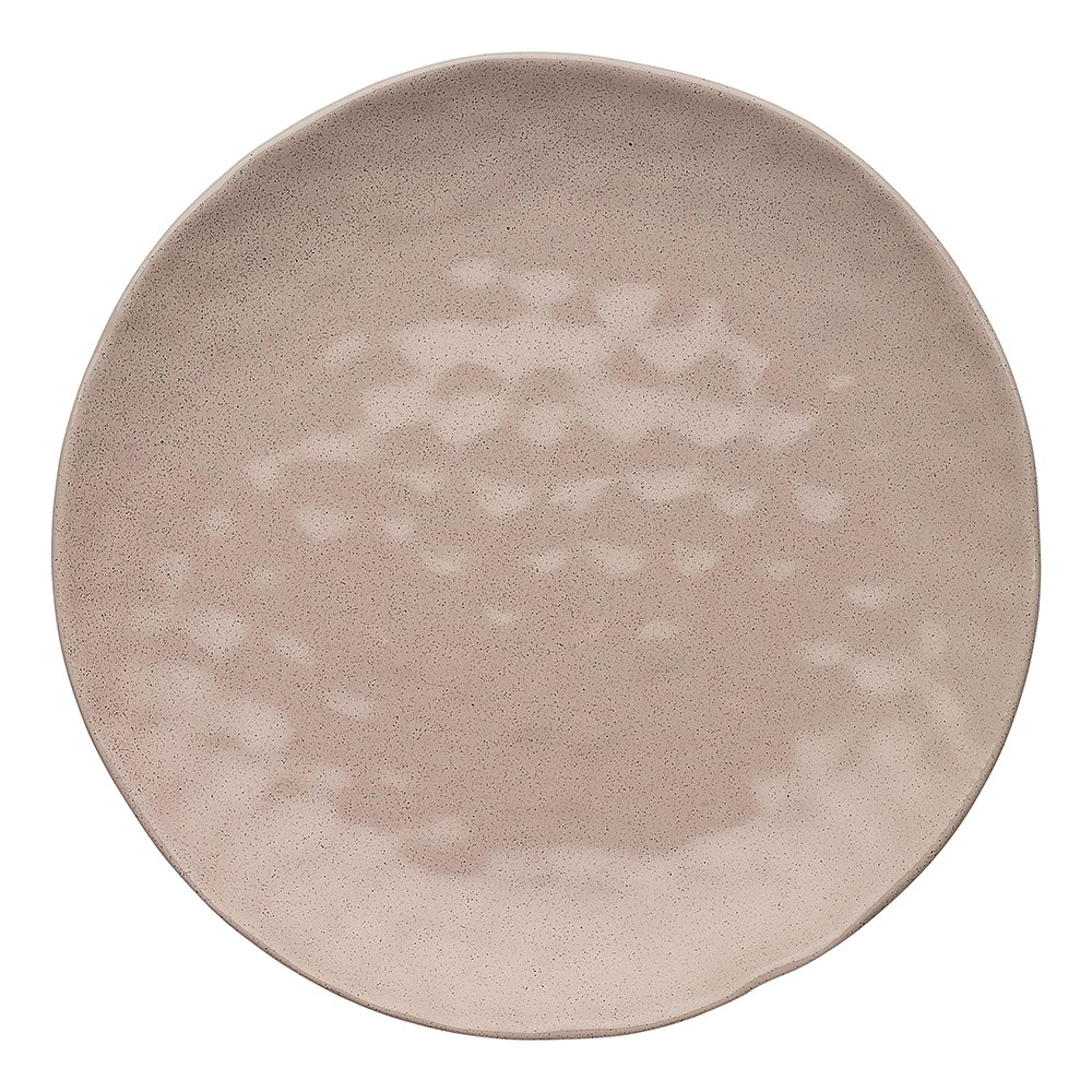 Ecology Speckle Cheesecake Dinner Plate 27cm
