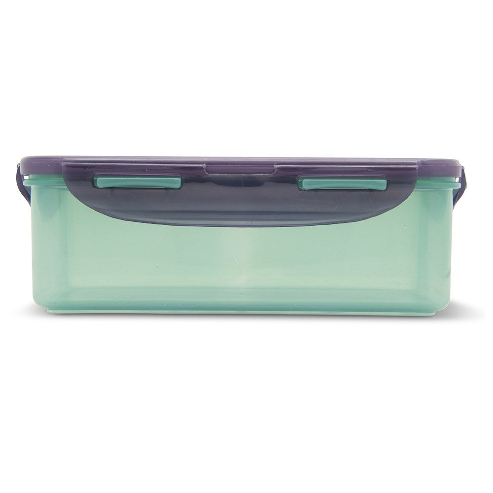 Lock & Lock Eco Short Rectangular Food Container 1L