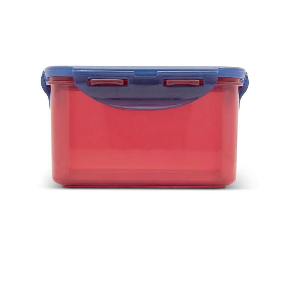 Lock & Lock Eco Short Square Food Container 1.2L
