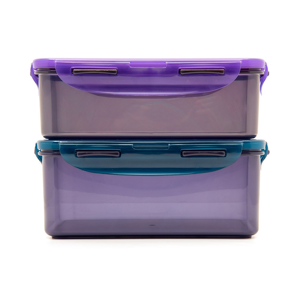Lock & Lock Eco 2-Piece Rectangular Food Container Set