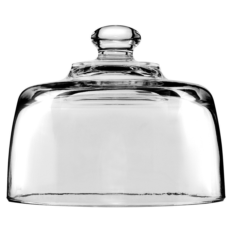 Anchor Hocking Glass Cheese Dome 14cm