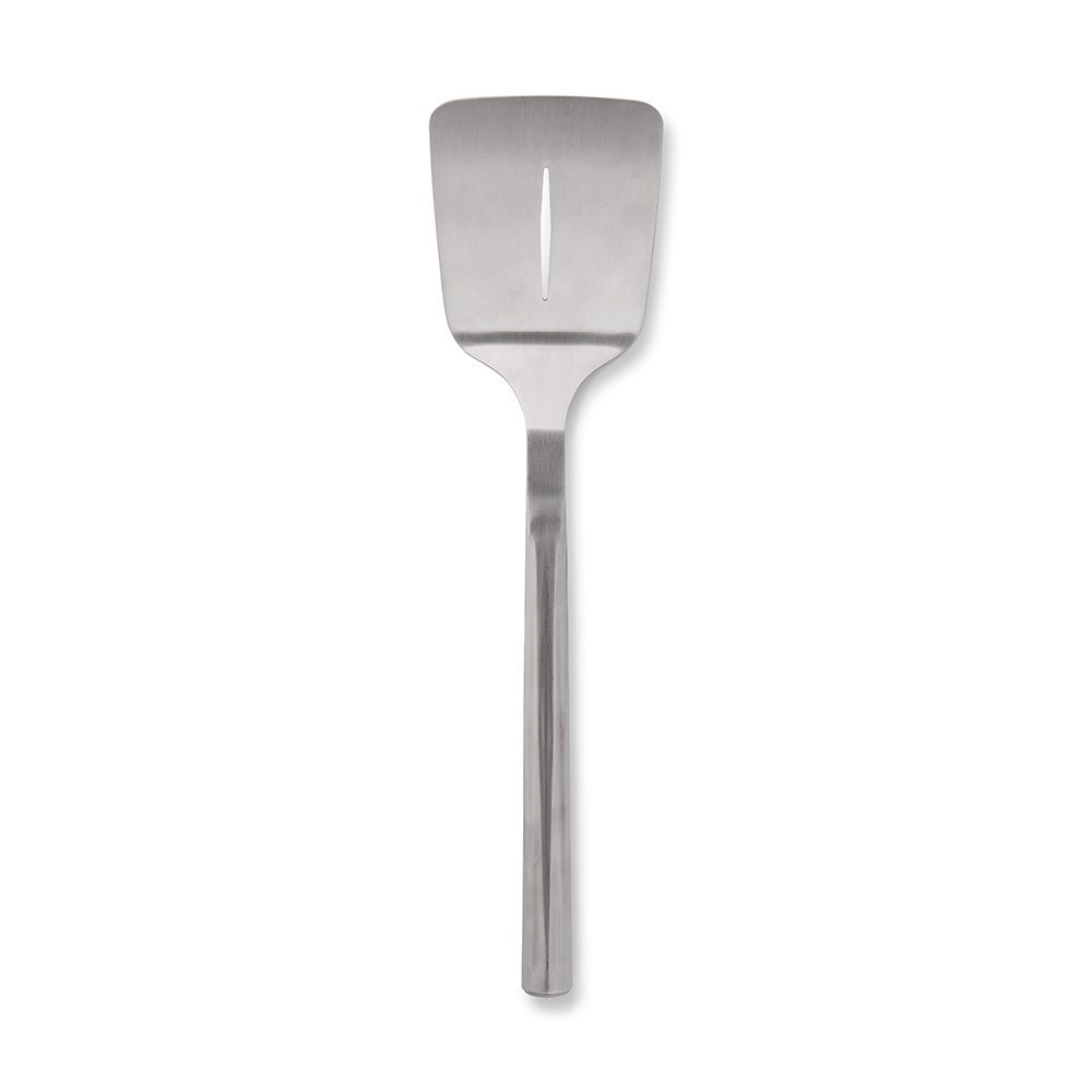 Chef'n Classic Stainless Steel Slotted Turner 34cm