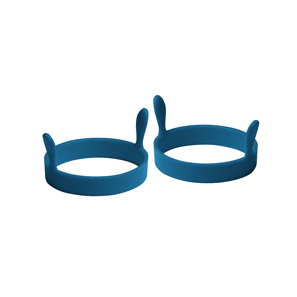 Cuisena Set Of 2 Silicone Egg Rings