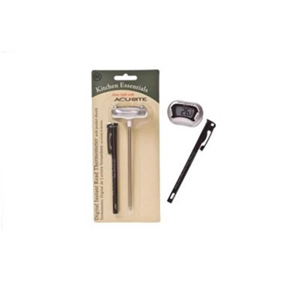 D.Line Acu-Rite Digital Instant Read Thermometer