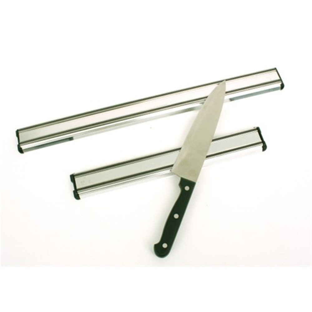 D.Line Aluminium Magnetic Knife Rack 45cm