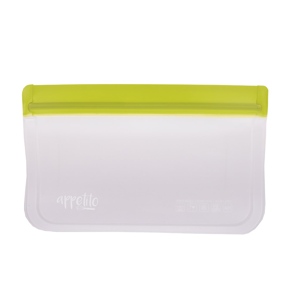 Appetito Resusable Snack Bag M