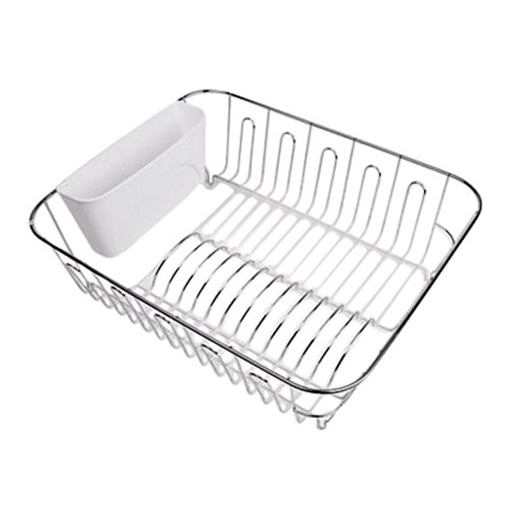 D.Line Chrome Large Dish Drainer