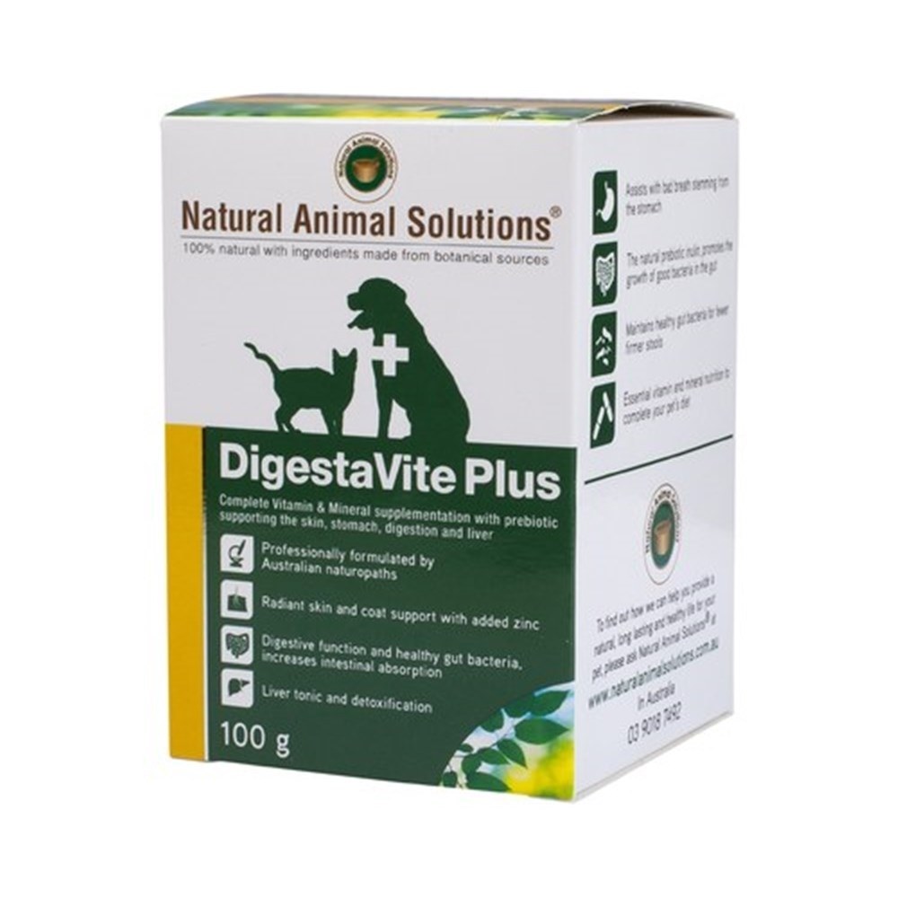 Natural Animal Solutions Digestive Plus 100g