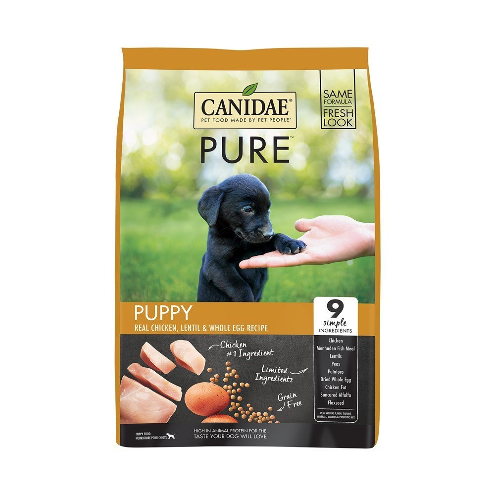 Canidae Puppy Food Grain Free Pure Foundations 5.4kg