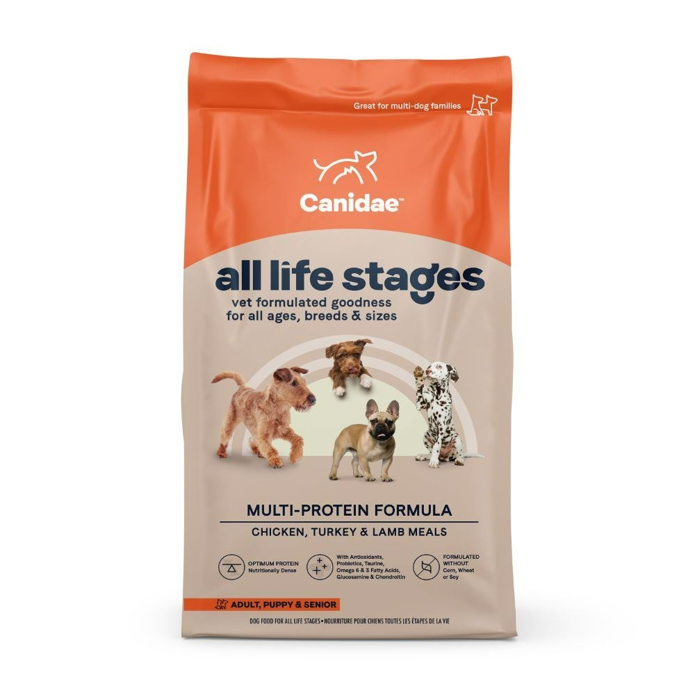 Canidae Dog Food All Life Stages 20kg