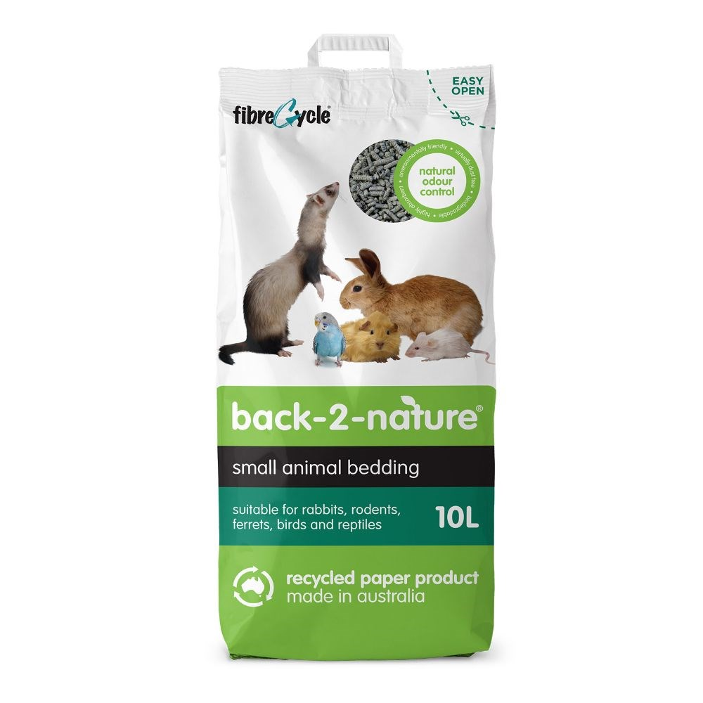 Back 2 Nature Small Animal Litter 10L